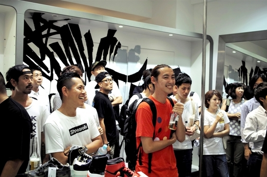 5th Anniversary 2013.8.8|An Omnibus Shoe Gallery Theme 5 Sneaker Speaker vol.5 Supported by SHOES MASTER_4.JPG