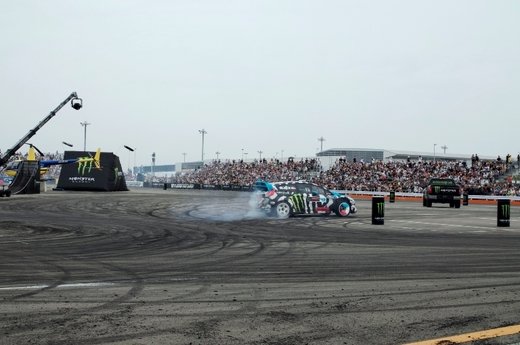 MONSTER ENERGY PRESENTS KEN BLOCK`S NAGOYA EXPERIENCE_1.JPG