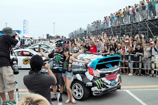 MONSTER ENERGY PRESENTS KEN BLOCK`S NAGOYA EXPERIENCE_2.JPG