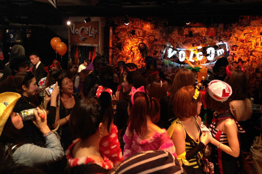 VOLCOM STORE TOKYO HALLOWEEN NIGHT OUT_2.jpg