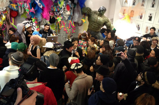 X-Closet Opening Reseption Party_2.jpg