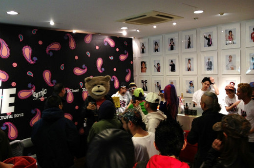ALL GONE THE FINEST OF STREET CULTURE 2012 OFFICIAL JAPAN BOOK LAUNCH1_1.JPG